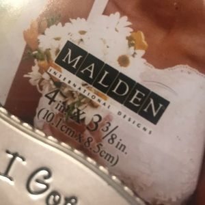 Malden Accessories Bling Bling I Got The Ring Frame Poshmark